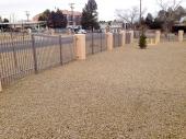 VA Hospital Parking Lot